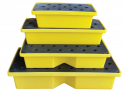 Bins, Carts and Spill Trays, Drip & Storage Trays