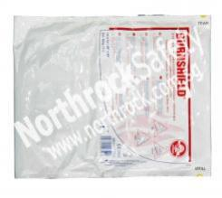 Sterile Contour Dressing (Half-Body) 1m x 1m in Barrel Bag Burnshield (881060)