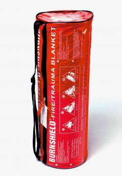 Sterile Contour Dressing (Half-Body) 1m x 1m in Barrel Bag Burnshield (881060)