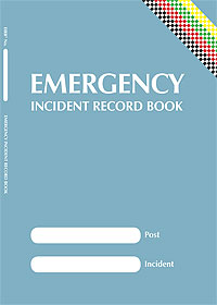 Emergency Incident Record Book EIRB