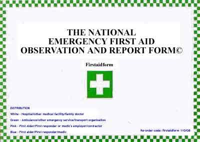 First Response - FirstAidForm