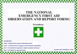 First Aid Forms