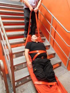 GES1 Evacuation Sledge
