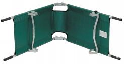 Easy-Fold Aluminum Pole Stretcher Junkin (JSA-601-NA)