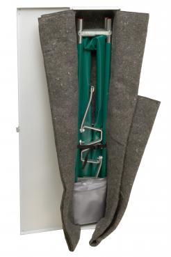 Easy-Fold Aluminum Pole Stretcher Kit Junkin (JSA-655-NA)