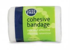 latex free cohesive bandage