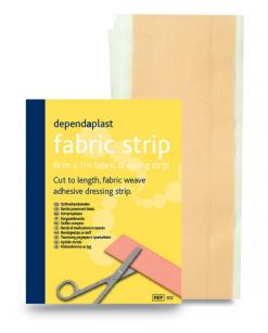 adhesive dressing strips