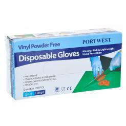 Powder Free Vinyl Disposable Glove