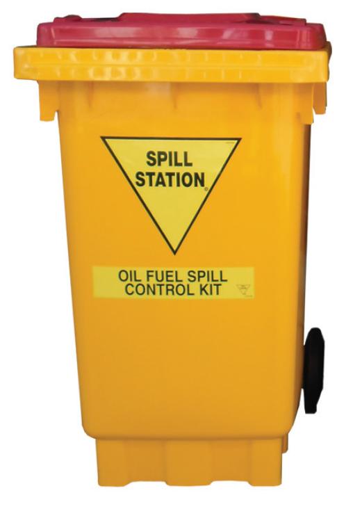 Northrock Safety 100l Oil Only Spill Kit Oil Spill