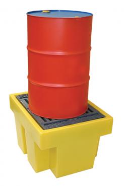 1 drum spill pallet