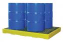 4-drum spill deck