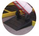 spill deck ramp