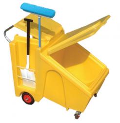 Poly Work Cart