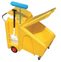 Poly Work Cart