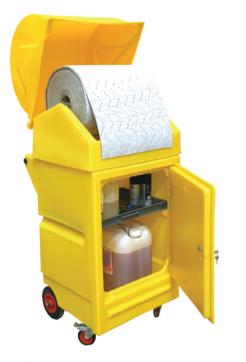 Poly Maintenance Cart