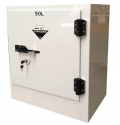 Poly Corrosive Chemical Storage Cabinet