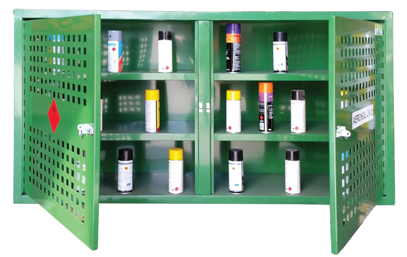 Northrock Safety Aerosol Storage Cabinet Aerosol