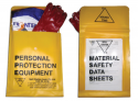 PPE MSDS Sleeve