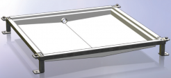 GRP Sump & Stainless Steel Frame