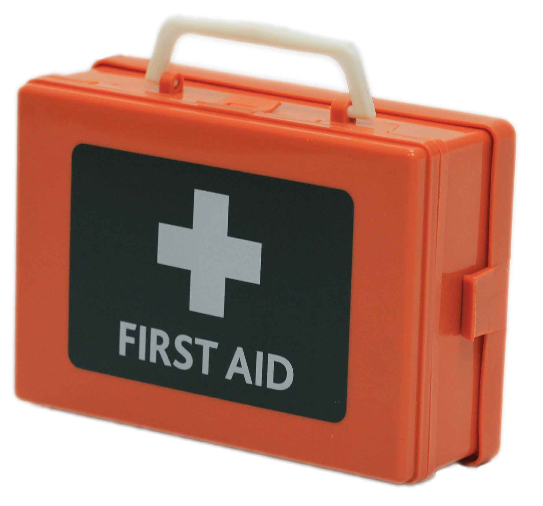Northrock Safety Orange First Aid Box First Aid Box