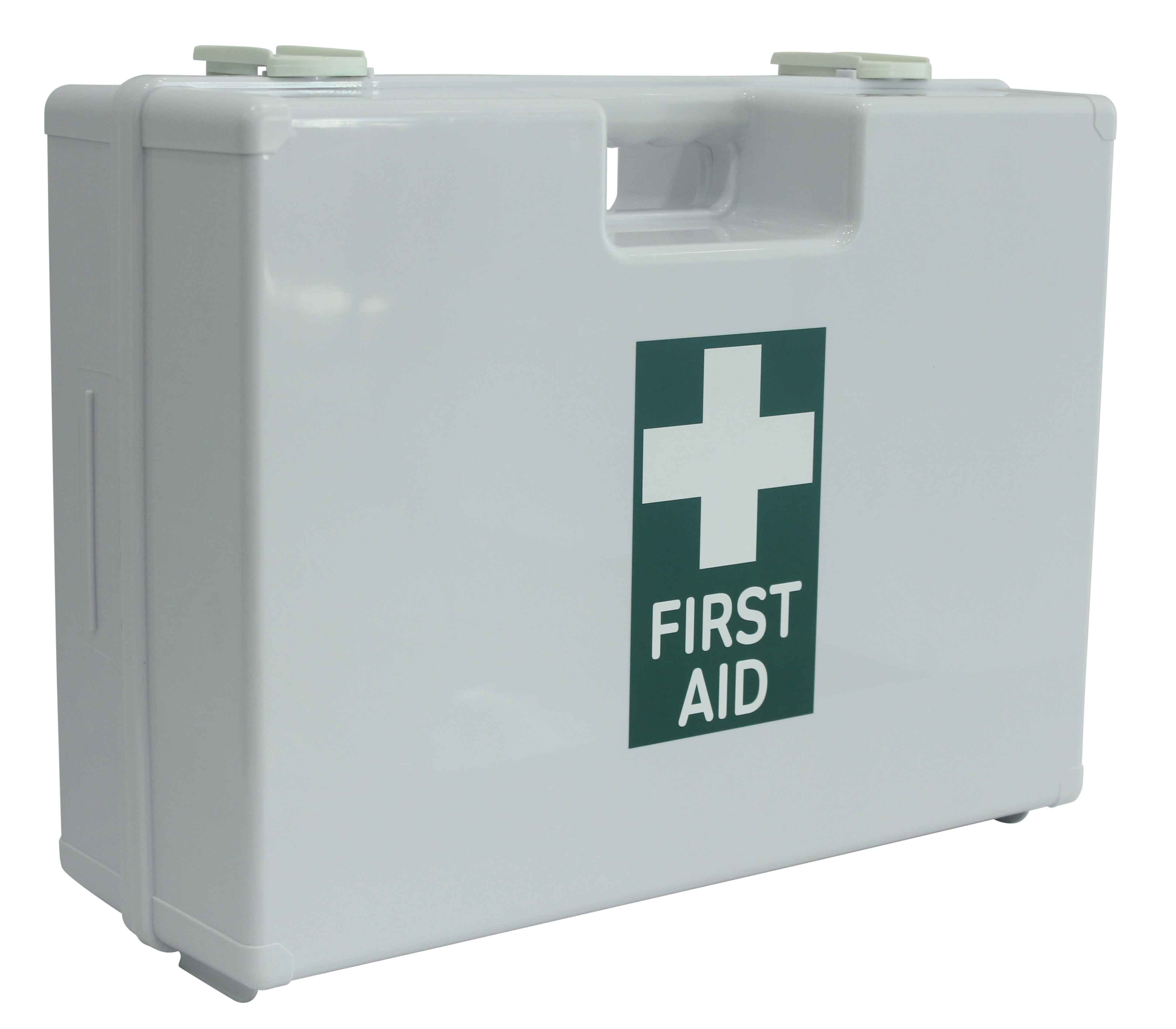 Northrock Safety First Aid Box Empty Plastic First Aid