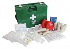 MOM Industrial First Aid Box