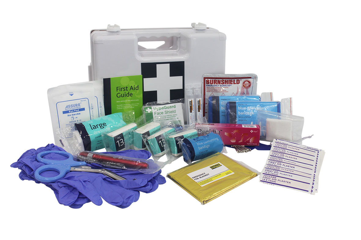 Northrock safety catering first aid kit small for First aid kits for restaurant kitchens