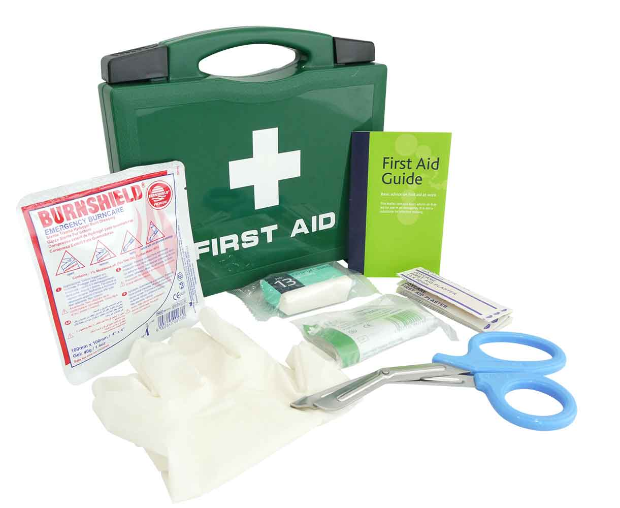 First Aid Kits For Vehicles : Northrock safety vehicle first aid kit