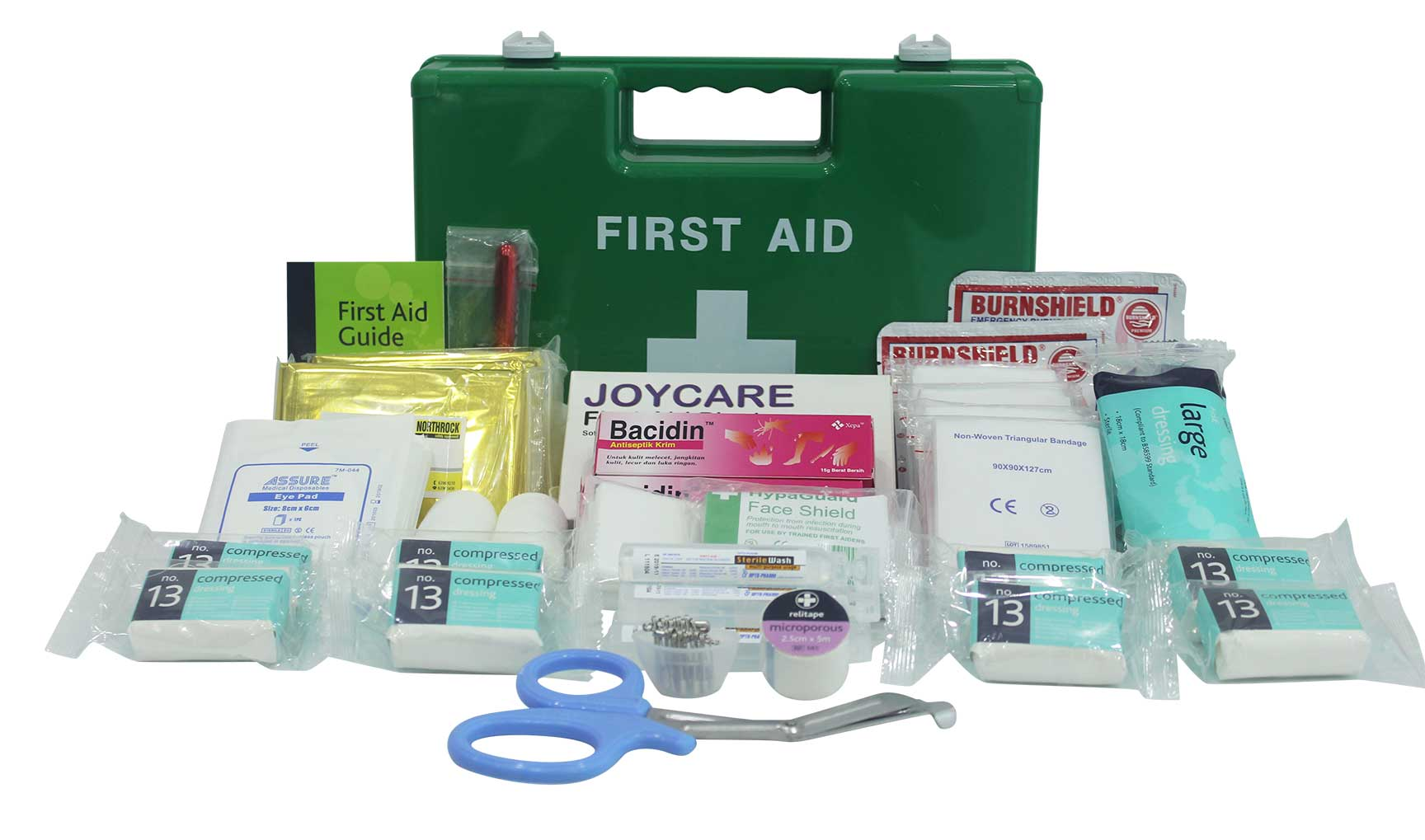 First Aid Kit for Workshop (Large)