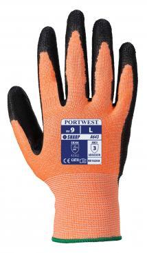 Amber Cut 3 Glove - Nitrile Foam