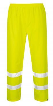 hi vis waterproof rain over trousers