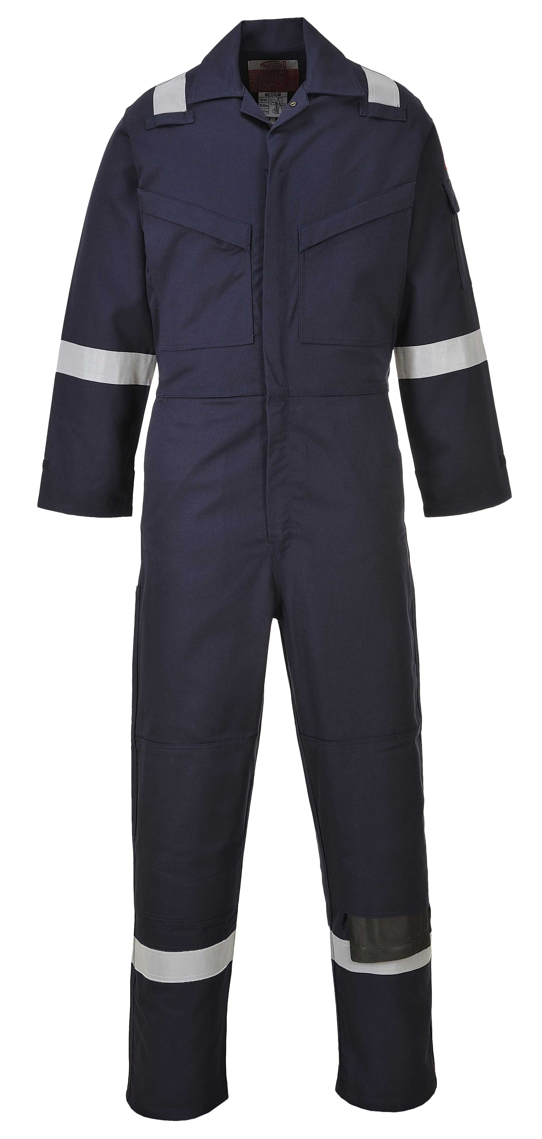 Northrock Safety Araflame Gold Coverall Flame Resistant