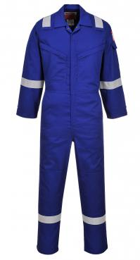 Flame Resistant Super Light Weight Anti-Static Coverall Singapore