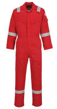 Flame Resistant Anti-Static Coverall singapore
