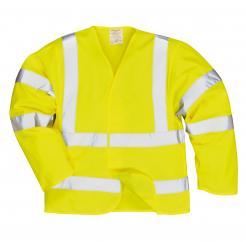 Hi-Vis Jacket Flame Resistant