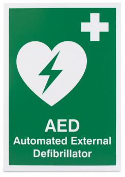 aed signage singapore