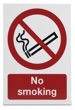northrock safety no smoking signage no smoking sign no smoking