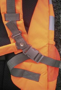 high visibility backpack motorcycle