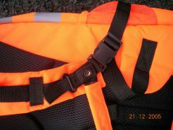 high visibility backpack motorcycle singapore