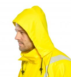 Flame resistant Hi Vis Jacket