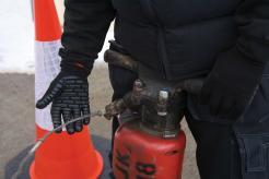 jackhammer gloves