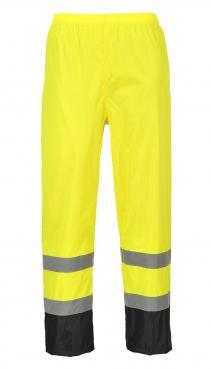 Hi-Vis Classic Contrast Rain Trouser