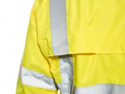 reflective rain jacket singapore