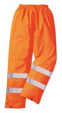 high visibility rain pants