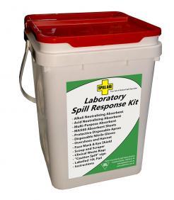 Laboratory Neutralising Spill Response Kit