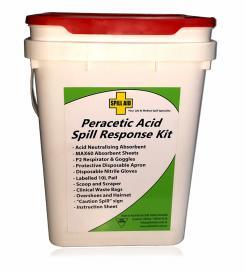 Peracetic Acid Spill Response Kit