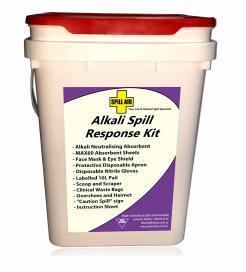 Alkali Spill Response Kit