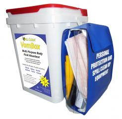 VomBox Vomit Cleanup Kit