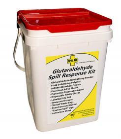 Glutaraldehyde Spill Response Kit