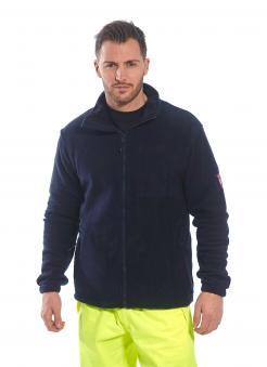 anti static fleece jacket